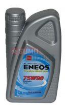 Eneos japán váltó hajtómű olaj váltóolaj 75W-90 szintetikus