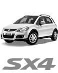 Suzuki SX4 alkatrész