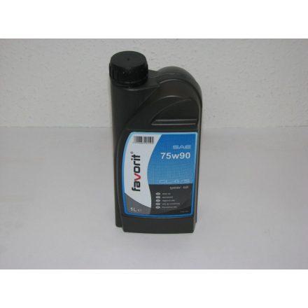 Favorit váltó hajtómű olaj váltóolaj 75W-90 szintetikus GL4