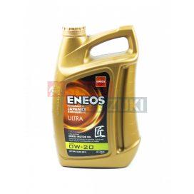 Eneos 0W20 szintetikus motorolaj 4 liter