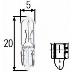 Suzuki izzó 1,2W műszerfal világítás 09471-12055