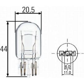 Suzuki Alto pótféklámpa pót féklámpa izzó 21W 09471-12146