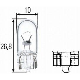 Suzuki izzó 10W üvegfoglalattal