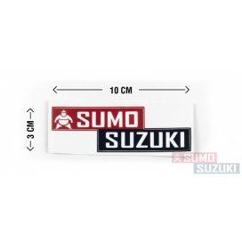 "Matrica ""Sumo Suzuki"" logóval"