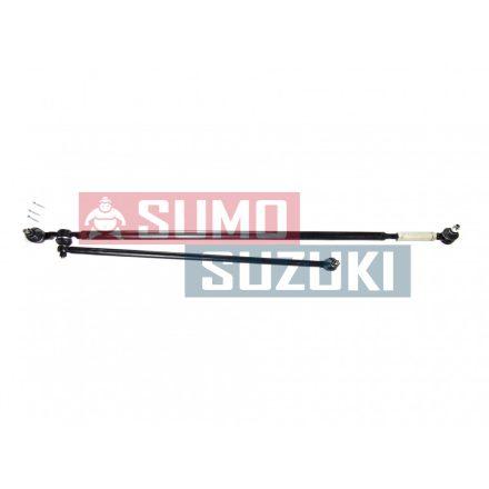 Suzuki Samurai SJ413  kormányösszekötő kormányrúd komplett Japán 1989-1995 és Spanyol típushoz Széles Hídas