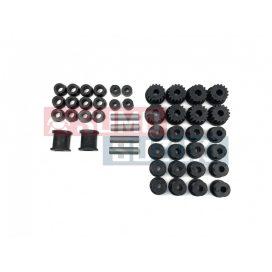 Samurai futómű gumi szilent készlet 46 darabos SJ410 SJ413 SJ419