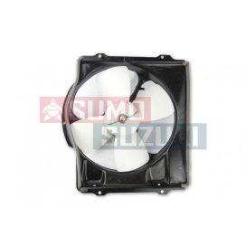 Suzuki Maruti Ventillátor motor+Keret+lapát 17100-84040