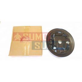 Maruti fékpofa tartó lemez jobb spirál rugóshoz 53101-50A10 Maruti gyári termék
