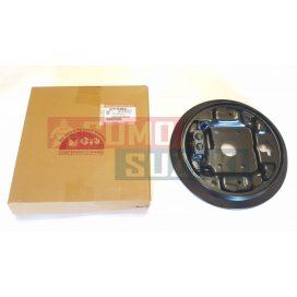 Maruti fékpofa tartó lemez bal spirál rugóshoz 53102-50A10 Maruti gyári termék
