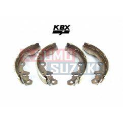 Maruti hátsó fékpofa fék pofa garnitúra KBX - gyári eredeti minőség 53210-84010 KBX