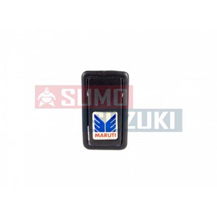 Maruti motorháztető nyitó külső embléma 72350-84100