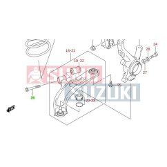 Suzuki Swift 2005-> lengőkar csavar, első gyári 09135-14011-E