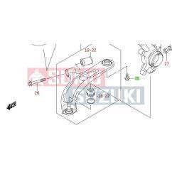 Suzuki Swift 2005-> lengőkar csavar, hátsó gyári 09135-14018-E