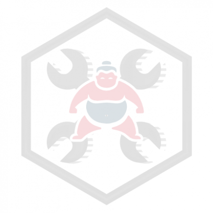 Suzuki kerékanya kerék anya zárt, krómozott 09159-12043