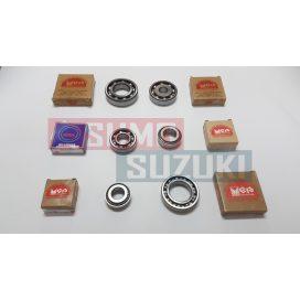 Suzuki Swift váltócsapágy szett (váltó+diffi 6 db  csapágy) motorszám: G13BA2445899-ig, 09262-valto-difi-r