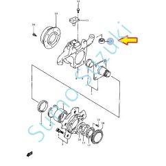 Függőcsapszeg csapágy LJ80  SJ410  SJ413  Samurai  Jimny  SKF 09265-15002  09265-15005-SKF
