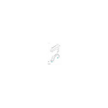 Suzuki sárvédő dobbetét patent 09409-07332