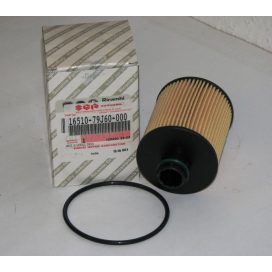 Suzuki SX4 1,9 diesel (UFI rendszer) olajszűrő gyári eredeti Suzuki 16510-79J60-E