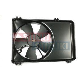 Suzuki Swift 2005-2008 Hűtő ventillátor keret+lapát+motor komplett