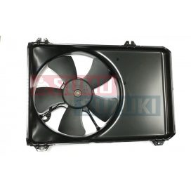 Suzuki Swift Hűtő ventillátor keret+lapát+motor komplett 17100-62J00-SSJ