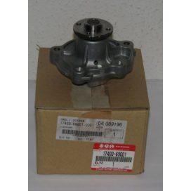 Suzuki Swift 2005-> Ignis SX4 benzines vízpumpa - eredeti japán Suzuki 17400-69G01