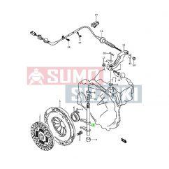 Suzuki Ignis, Wr+ kuplung kiemelő villa Suzuki gyári eredeti 23260-83E00