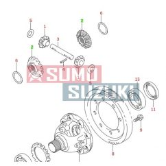 Suzuki Swift diffi rózsakerék 1,3 4WD (GYÁRI) 27341-76A21