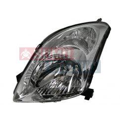 Suzuki Swift 2005-> fényszóró lámpa, bal 35320-62J11