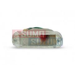 Suzuki Swift 1990-96 fehér index irányjelző lámpa, jobb, lökhárítóba 35601-60B11