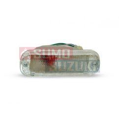 Suzuki Swift 1990-96 (GTI is) fehér index irányjelző lámpa, bal, lökhárítóba 35602-60B11