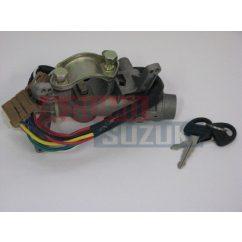 Suzuki Swift 1,0-1,3 1997-99 gyújtáskapcsoló zár, kulccsal (alvázszám: ...250001-403004) 37104-63880