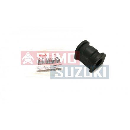 Suzuki Wagon R benzines stabilizátor gumi szilent persely - gyári eredeti Suzuki 42431-83E00-E