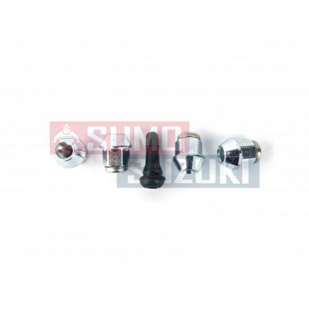 Suzuki Swift kerékanya szett könnyűfém felnihez 43210-80ECF-SET