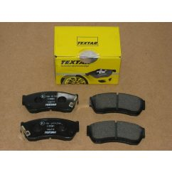 Suzuki Swift fékbetét 1,0 -1,3 Tokico fékrendszer '90-'97 (TEXTAR) 55200-61880