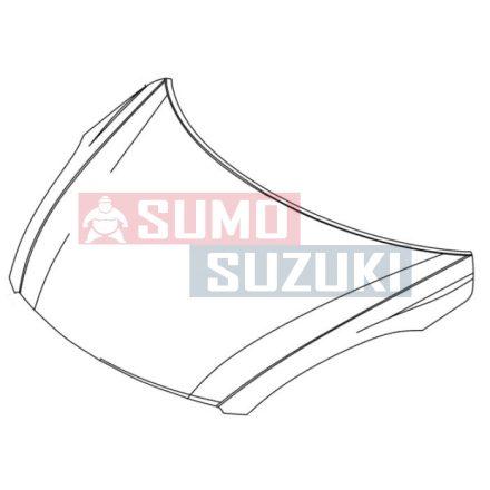 Suzuki Swift 2010-2016 motorháztető gyári 57300-68L00