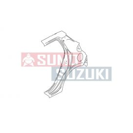 Suzuki Swift 2017-> bal hátsó sárvédő 64511-53R01-P31