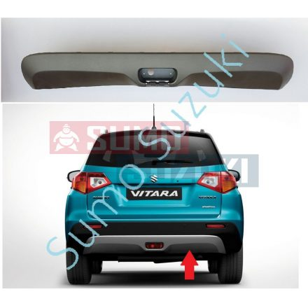 Suzuki új Vitara hátsó lökhárító alsó burkolat 2015-től