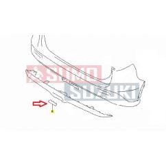 Suzuki új Vitara hátsó lökhárító burkolat kicsi 2015-2018 71872-54P00-PSD