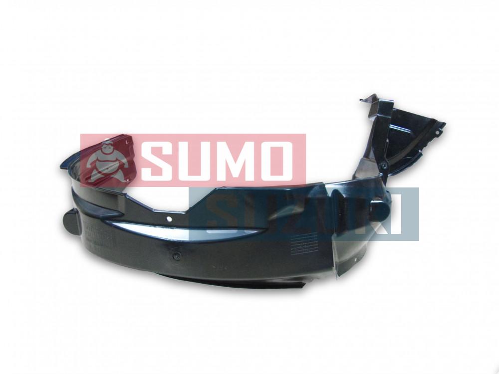 Suzuki Swift 2005-2010 műanyag sárvédő dobbetét jobb 72321