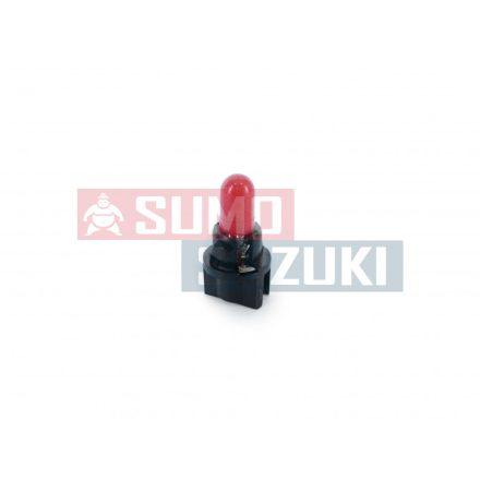 Suzuki Splash SX4 fűtés szabályzó világítás izzó (piros) 74531-62J00