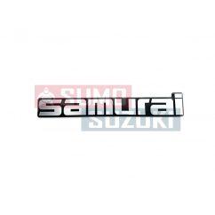 """Suzuki Samurai oldalsó felirat """"samurai"""" 77815-83060"""
