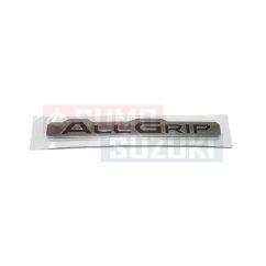 Suzuki Új Vitara 4x4 ALL GRIP embléma 2015-től