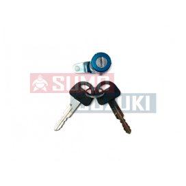 Suzuki Swift 1990-2003 bal első ajtó zár betét kulccsal 82200-61870
