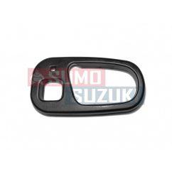 Suzuki Swift 90-99 kilincs keret belső bal első-hátsó fekete GYÁRI  83126-80E70-5ES-E