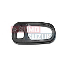 Suzuki Swift 90-99 kilincs keret belső bal fekete  83126-80E70-5ES