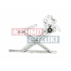 Suzuki Swift ablakemelő szerkezet bal 3 ajtóshoz, elektromos állításúhoz de Motor nélkül! 83440-60B11