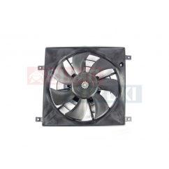 Suzuki SX4 Klíma hűtő ventillátor keret+lapát+motor komplett