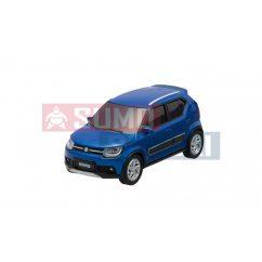 Suzuki Ignis Lendkerekes miniatűr autó, Kék 99000-79N12-IG3