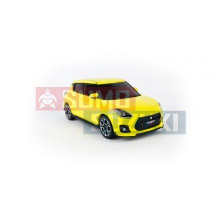 Suzuki Swift Sport Lendkerekes miniatűr autó, Napsárga 990000-79N 12-SS1