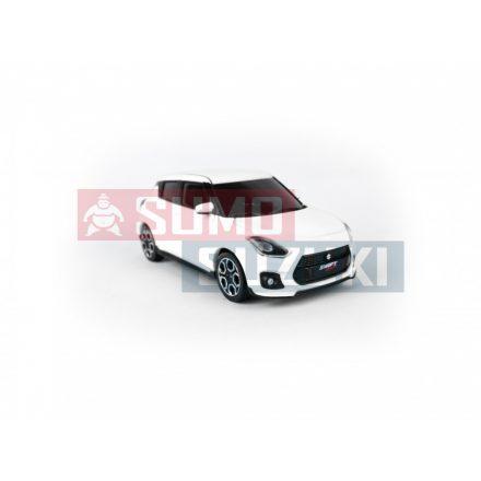 Suzuki Swift Sport Lendkerekes miniatűr autó, Fehér 990000-79N 12-SS2